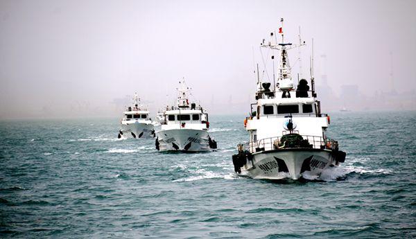 协会成功承保青岛市 海洋发展局行政执法支队船(艇)保险项目