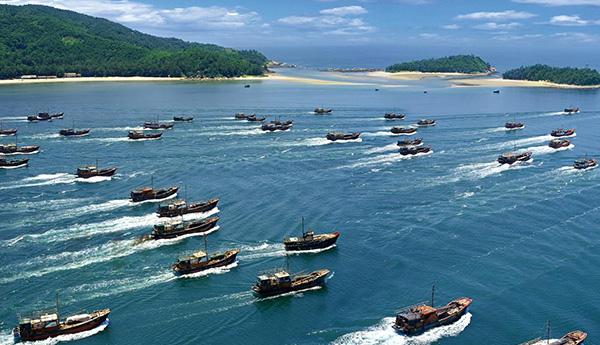 胶州市—渔会携手克时艰,扬帆远航迎春天