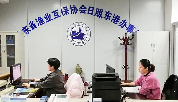 东港区渔业互保实现可保资源参保百分百